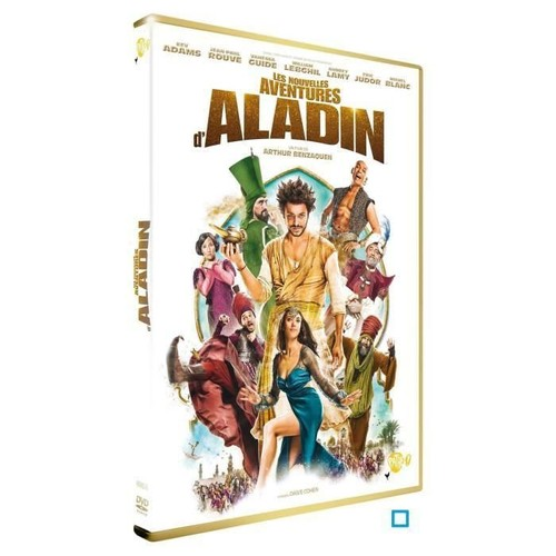 aladin dvd