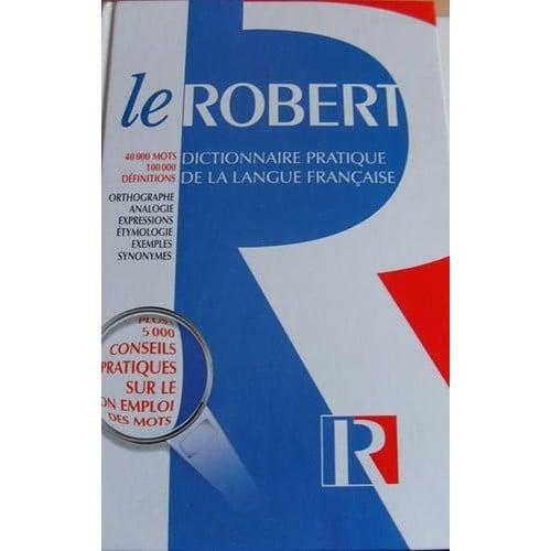 le robert dictionnaire pratique de la langue fran u00e7aise de alain  rey
