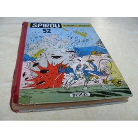 Album Du Journal De Spirou N�52