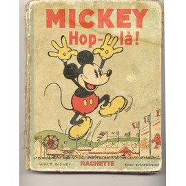 album hop la mickey hop l album n 1 achat vente neuf occasion. Black Bedroom Furniture Sets. Home Design Ideas