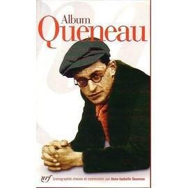 Alphabet des Célébrités Album-Raymond-Queneau-Livre-369058138_ML