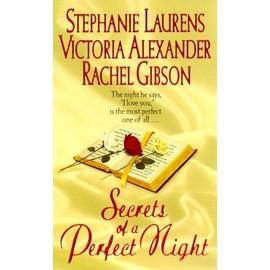 Anthology, Secrets Of A Perfect Night de Alexander, Victoria