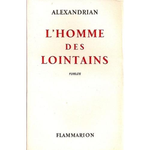 Alexandrian Lucien L Homme Des Lointains Livre 860983274
