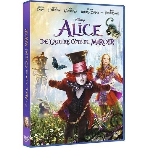 Alice de l autre cote du miroir achat et vente neuf d for L autre cote du miroir