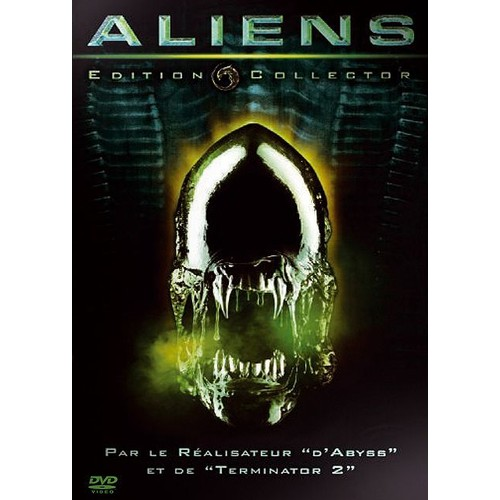 Aliens le retour dition simple dvd zone 2 - Code avantage aroma zone frais de port ...