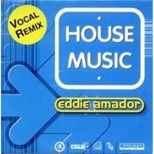 House music amador eddie cd single priceminister for Eddie amador house music