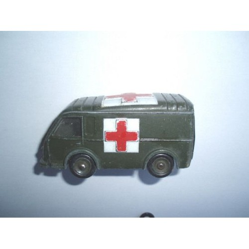 ambulance militaire dinky toys n 80f au 1 43 me neuf et d 39 occasion. Black Bedroom Furniture Sets. Home Design Ideas