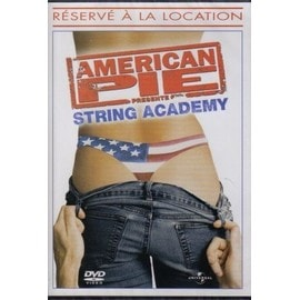 American Pie String Academy (Dvd Locatif) de Nussbaum, Joe