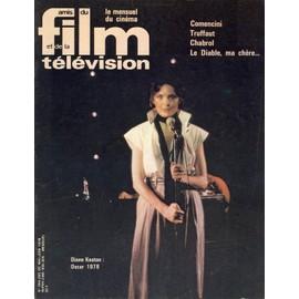 Amis du Film et de la Télévision N° 264 : Le Diable au cinéma - Comencini -  Truffaut ( la Chambre Verte ) - Chabrol ( Violette Nozières ) - Mariangela  ...