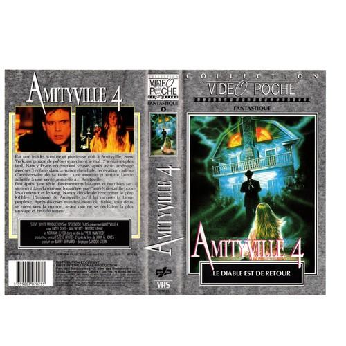 Amityville 4 le diable est de retour vhs - Code promo vente du diable frais de port offert ...