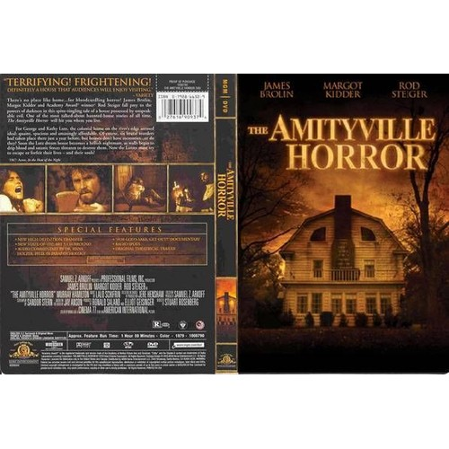 Amityville horror the dvd zone 1 priceminister for Amityville la maison du diable