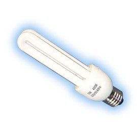 ampoule eco fluocompacte e27 15w forme longue conomie d 39 nergie. Black Bedroom Furniture Sets. Home Design Ideas