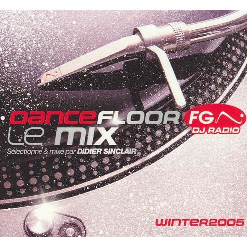 Dance floor fg dj radio le mix anaklein cd album for 1234 get on the dance floor dj mix
