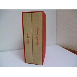 Guide Du Fromage/Guide Du Vin de Androuet