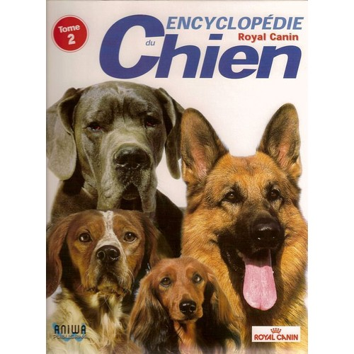 encyclopedie royal canin du chien