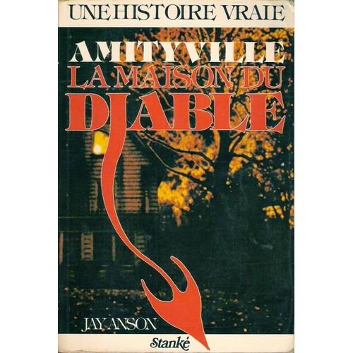 Amityville la maison du diable de jay anson rakuten - Code promo vente du diable frais de port offert ...