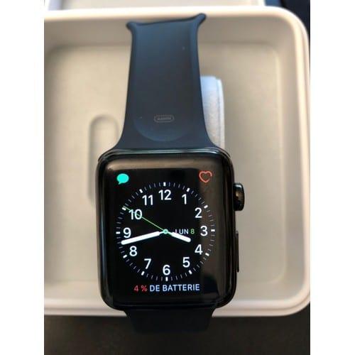 apple watch serie 2 pas cher ou d 39 occasion sur rakuten. Black Bedroom Furniture Sets. Home Design Ideas