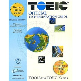 Toeic Official Test-Preparation Guide - (2cd Audio) de Bo Arbogast