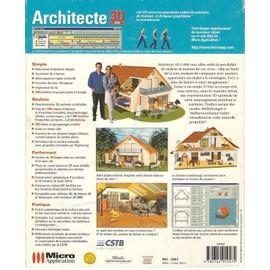 Architecte 3d 2000. Favoris Alerte Prix. Partage