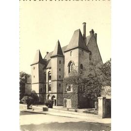 Argentan - Le Chateau Palais De Justice - Orne - Env 1935