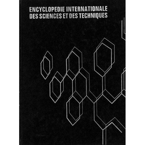 encyclopedie internationale des sciences et des techniques