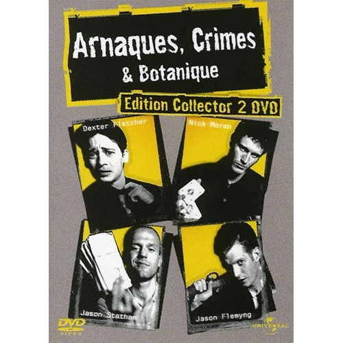 arnaques crimes et botanique dition sp ciale dvd zone 2. Black Bedroom Furniture Sets. Home Design Ideas