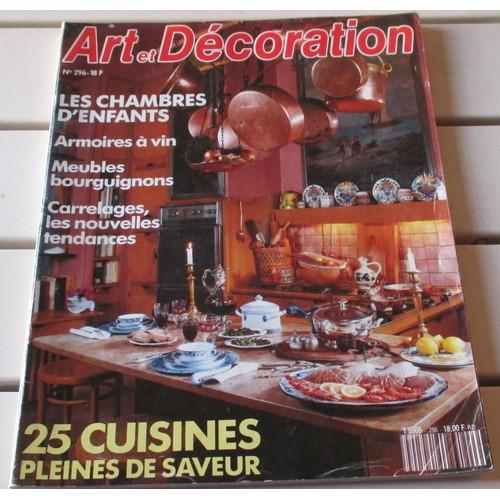 Art et decoration n 296 du 01 09 1990 revue 1033981602 l jpg