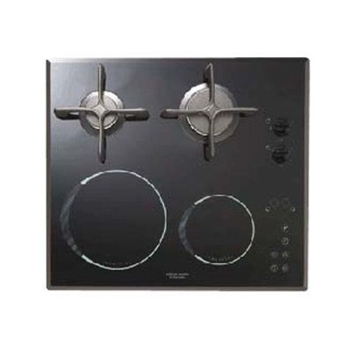 electrolux tig8260n table de cuisson mixte induction et gaz pas cher. Black Bedroom Furniture Sets. Home Design Ideas