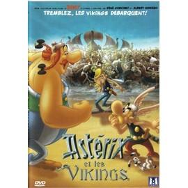 Asterix Et Les Vikings (Dvd Locatif) de Uderzo, Goscini