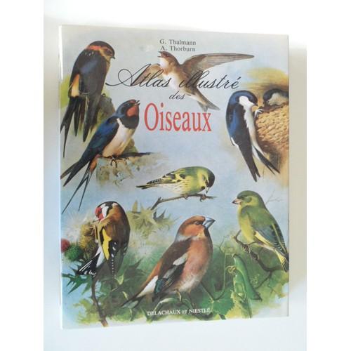 Atlas illustré des oiseaux