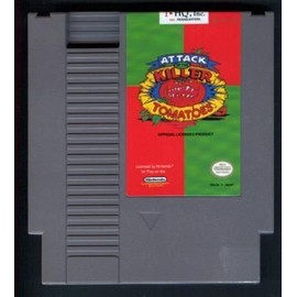 collection de jeux videos: 431 jeux/28 consoles/2 Pcb - Page 6 Attack-Of-The-Killer-Tomatoes-Jeu-Nintendo-Nes-222824130_ML