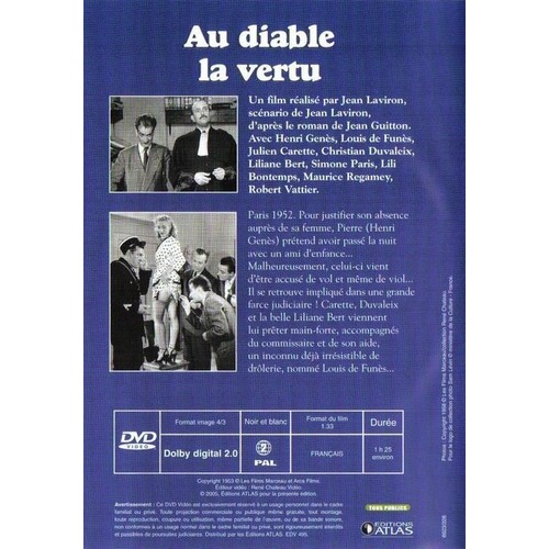 Au diable la vertu editions atlas dvd zone 2 rakuten - Code avantage aroma zone frais de port ...