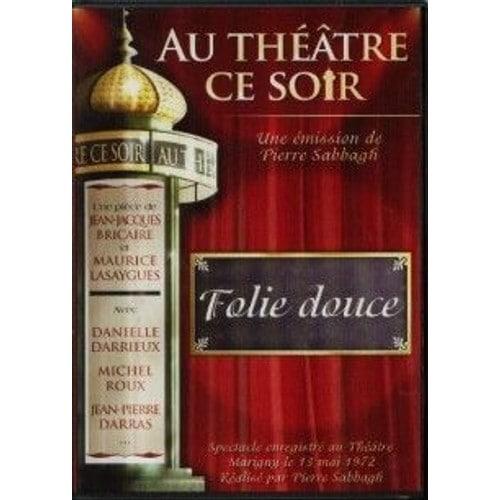 Au theatre ce soir folie douce dvd zone 2 - Code avantage aroma zone frais de port ...
