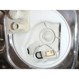 Bac fond de cuve lave-vaisselle Miele