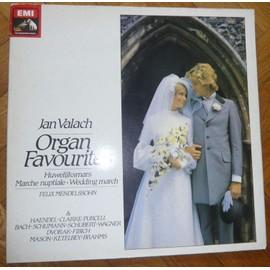 Organ Favourites - Bach