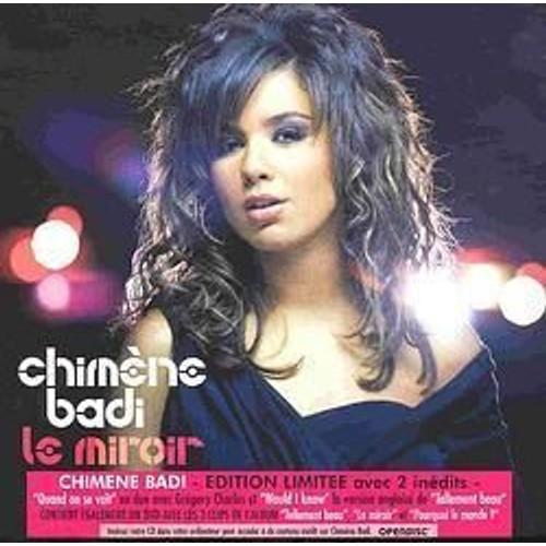 Le miroir dvd edition limitee fourreau cd album for Chimene badi le miroir