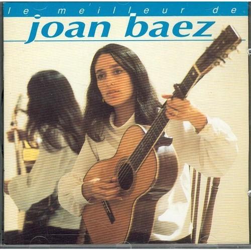 le meilleur de joan baez volume 1 joan baez cd album. Black Bedroom Furniture Sets. Home Design Ideas