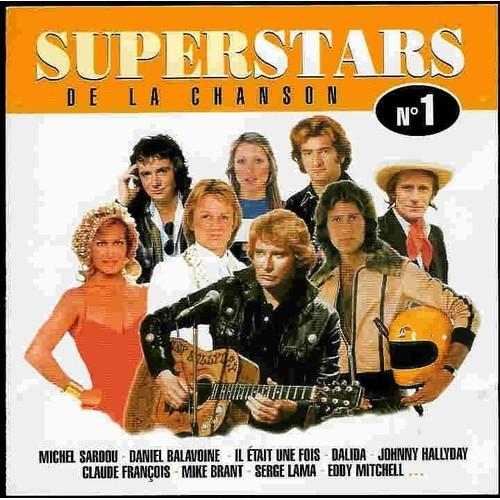e68bf8b724ecfc Superstars De La Chanson - Vol. 1 - Balavoine, Christophe - Achat et ...