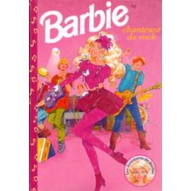 Barbie chanteuse de rock achat vente neuf occasion - Barbie chanteuse ...