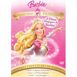 Barbie coffret princesse collection barbie et le - Barbie le lac des cygnes ...