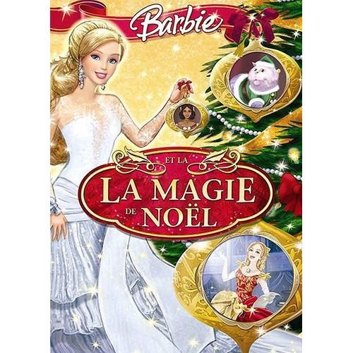 barbie et la magie de no l dvd zone 2 priceminister rakuten. Black Bedroom Furniture Sets. Home Design Ideas