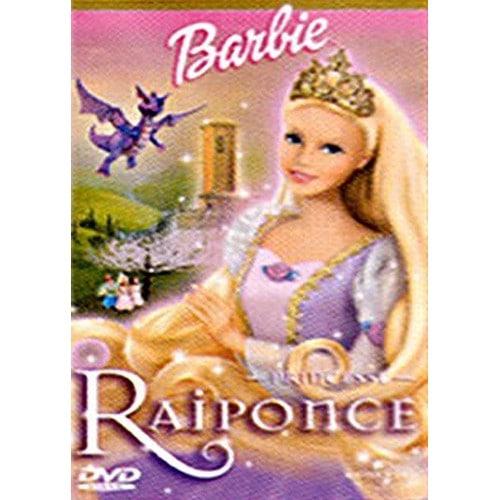 Barbie princesse raiponce dvd zone 2 priceminister - La princesse raiponce ...