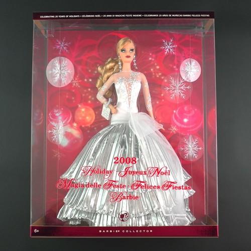 Barbie noel 2008 pas cher ou d 39 occasion sur priceminister rakuten - Barbie de noel 2012 ...