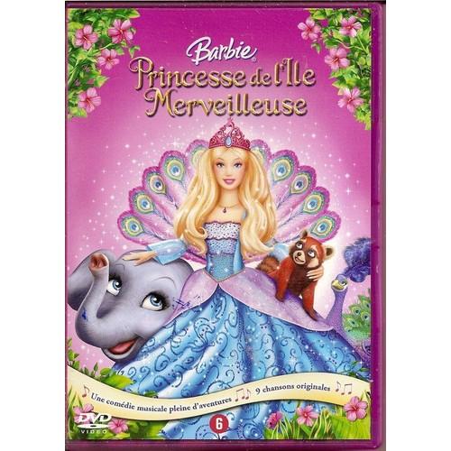 Barbie L Ile Merveilleuse Colorier Les Enfants