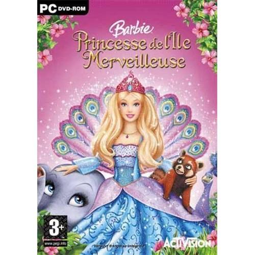 Barbie Princesse De L Ile Merveilleuse Colorier Les