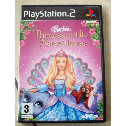 Jeu barbie princesse de l 39 ile merveilleuse pas cher - Barbie et l ile merveilleuse ...