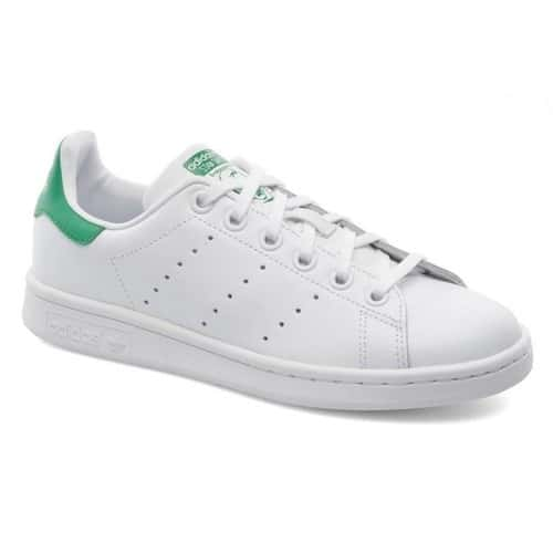 baskets adidas vertes