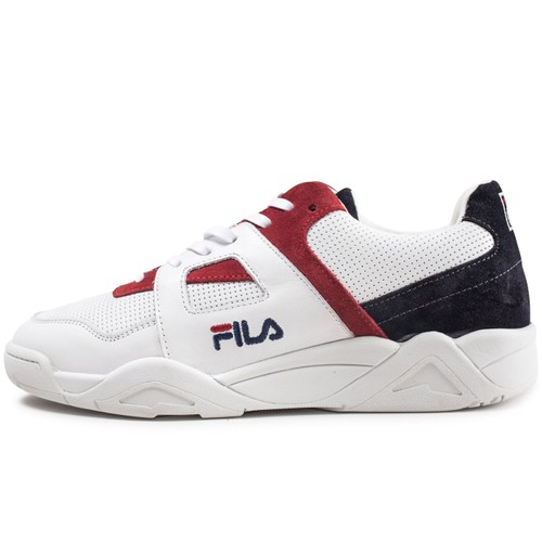 basket fila homme orange