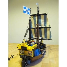 bateau pirates lego 6274 achat et vente priceminister. Black Bedroom Furniture Sets. Home Design Ideas