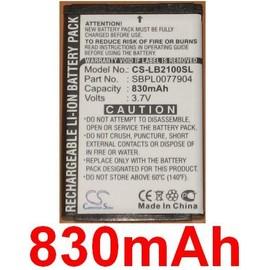 Batterie Compatible Pour Lg Kg130 K240